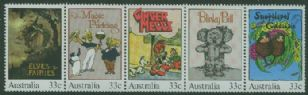 AUS SG982a Childrens books strip